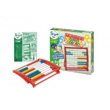 Number-Grid Abacus