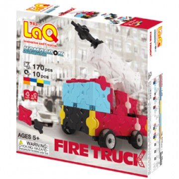 Hamacron Constructor Fire Truck