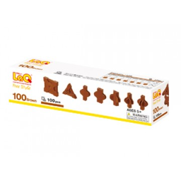 Free Style 100 Brown