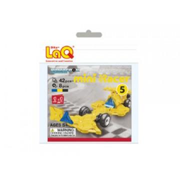 Hamacron Constructor Mini Racer 5 - Yellow