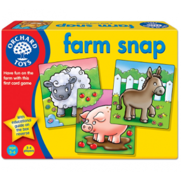 Orchard Toys Game - Farm Snap