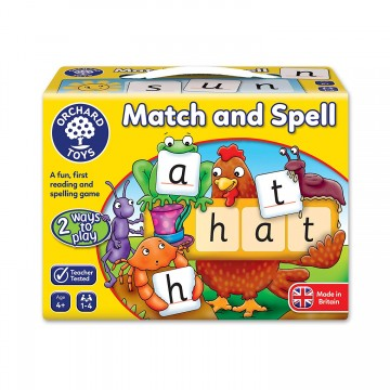 Orchard Toys Game - Match and Spell