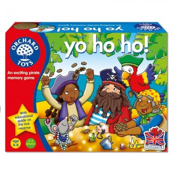Orchard Toys Game - Yo Ho Ho
