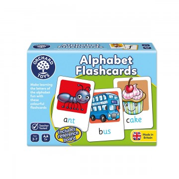 Orchard Toys Game - Alphabet Flashcards