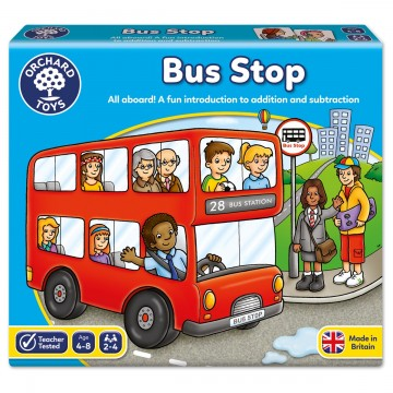 Orchard Toys Bus Stop (Counting game)