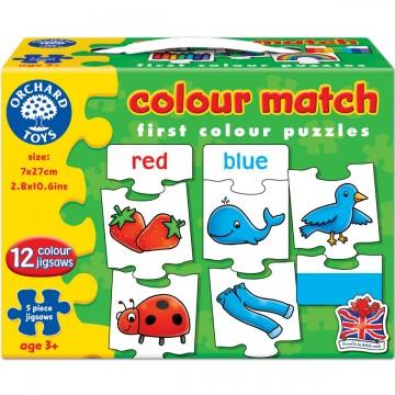 Orchard Toys Activity Puzzle - Colour Match