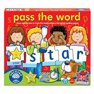 Orchard Toys Game - Pass The Word