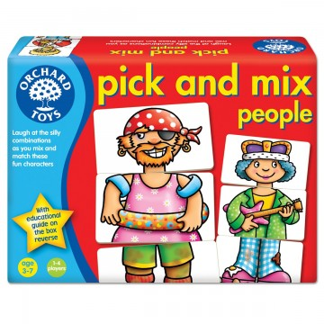 Orchard Toys Game - Pick & Mix People