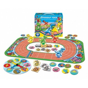 Orchard Toys Game - Dinosaur Race Game