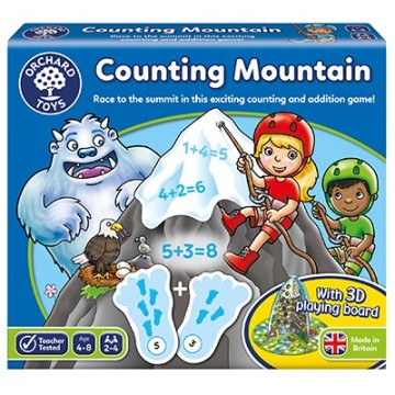 Orchard Toys Games - Counting Mountain