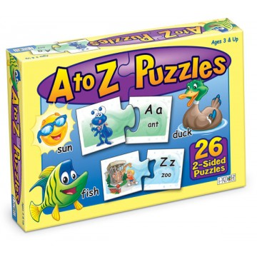 Patch - A to Z Puzzles
