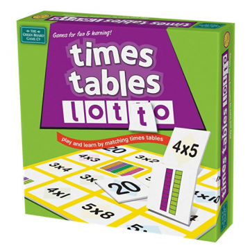 Lotto - Times Table