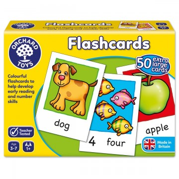 Orchard Toys Game - Flash Cards