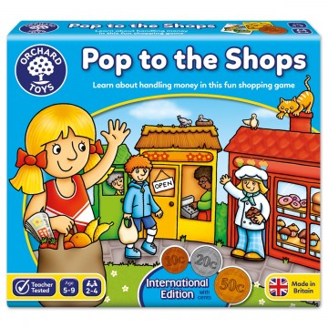 Orchard Toys Game - Pop To The Shops