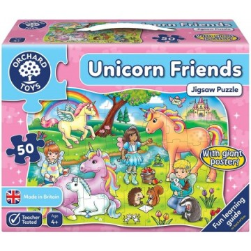 Orchard Toys Jigsaw Puzzle - Unicorn Friends